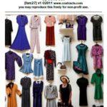 dress of christian woman
